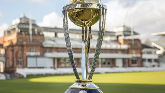 ICC Cricket World Cup 2019 Schedule Announced Sri Lanka Sports