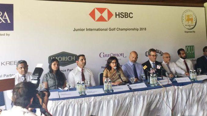 Sri Lanka junior golfers take on Asian counterparts in showpiece -